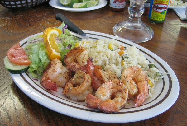Plancha-Style Shrimp Recipes — Dishmaps